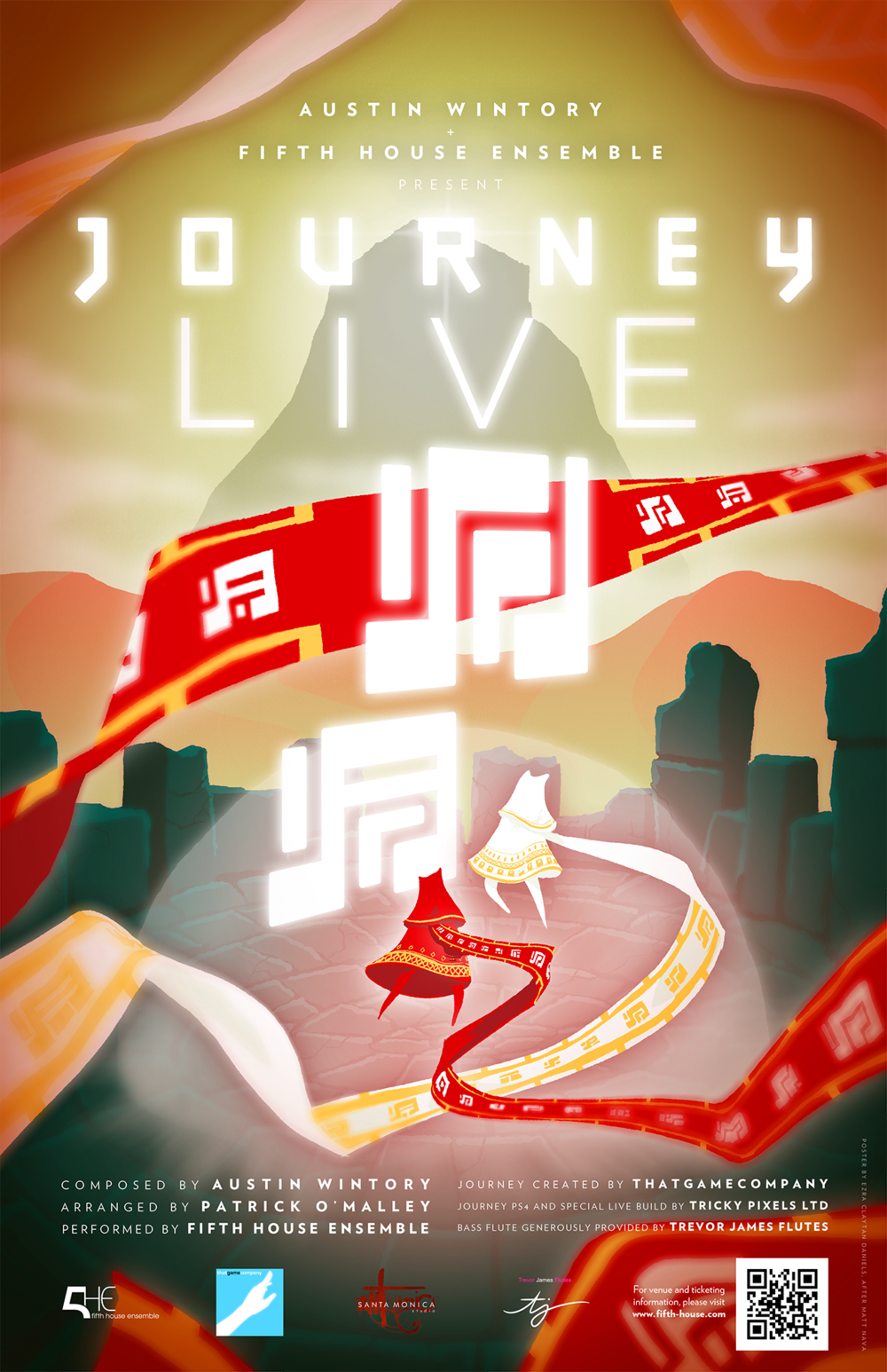 Journey Live Concert Series Poster
