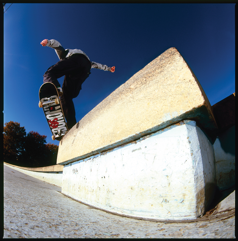 Switch 180 To Crook - Photo: Graham Tait