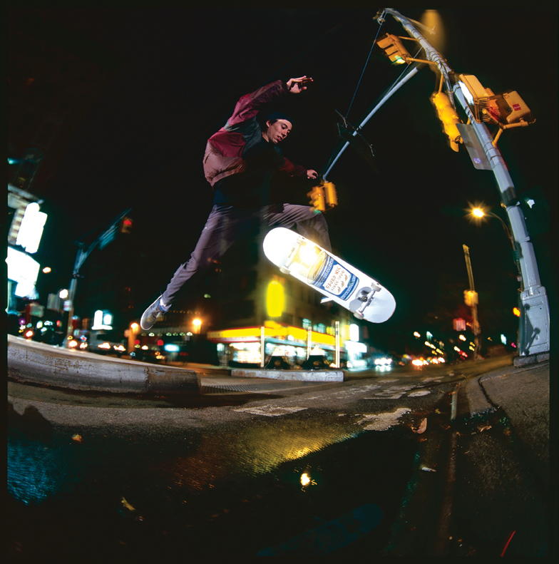 180 No Comply - Photos: Graham Tait