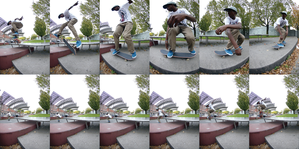 Heelflip Crook