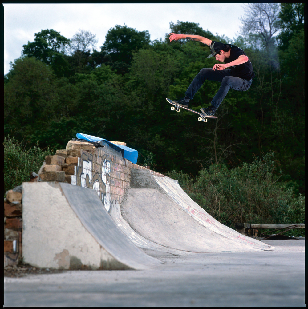 Ollie at Spotless  Photo: Graham Tait