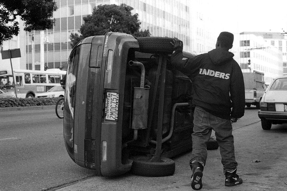 LA Riots.