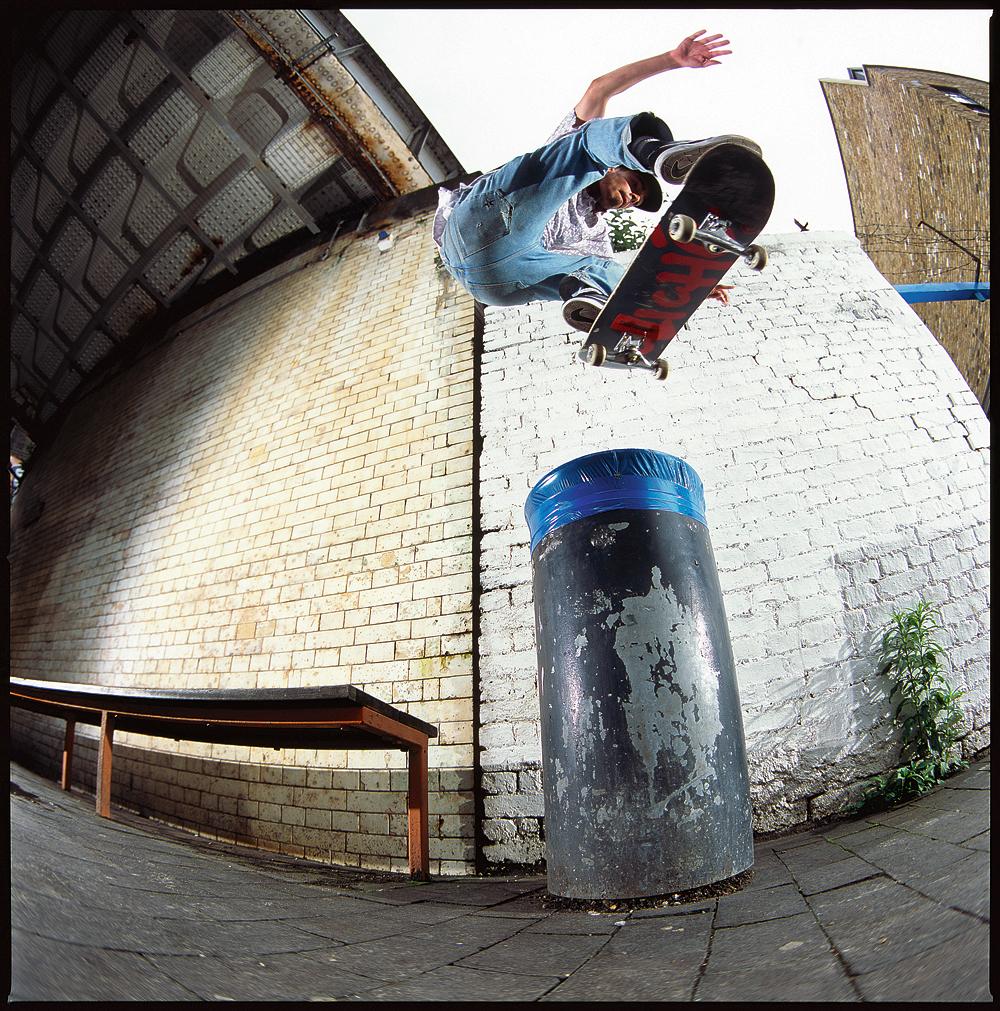 FS Flip - Photo: Graham Tait