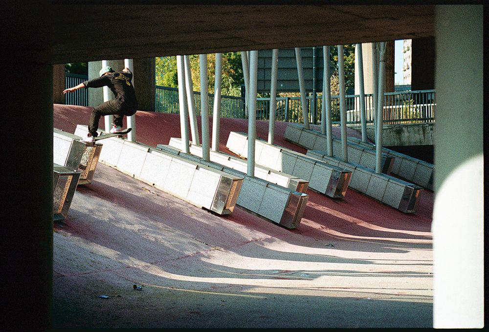 FS Crook - Photos: Graham Tait