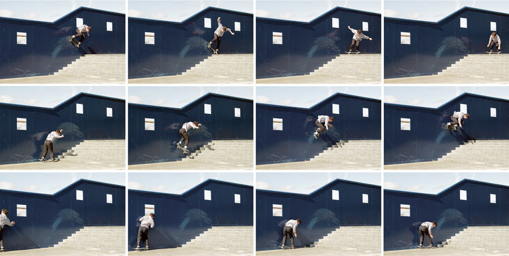 Ross Zajac - BS Wallride 180 Out  Photo: Graham Tait