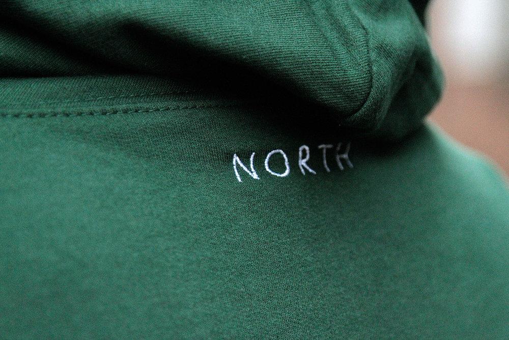 N Logo Hoody Forest Green 4.JPG