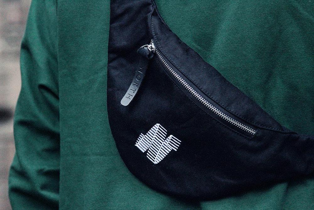 N Logo Hoody Forest Green 5.JPG