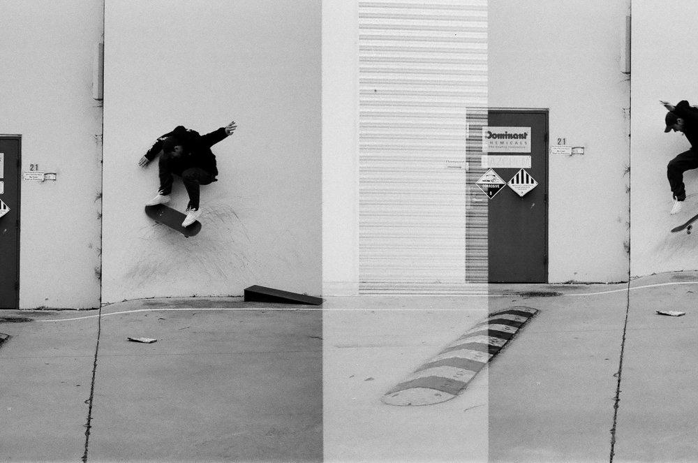 Brett Royden - Wallie Nollie