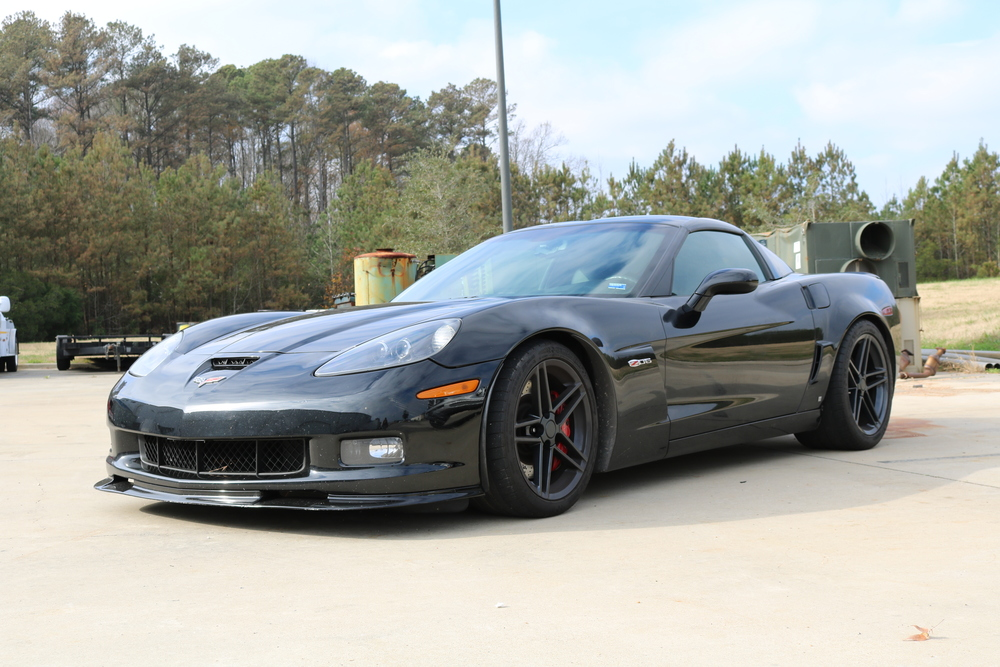 Corvette Z06 C6 Performance Package Virginia Speed