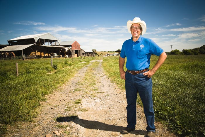Joel Salatin, Polyface Farm.
