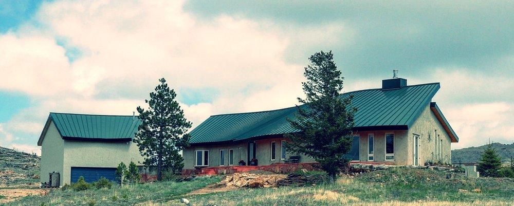 Year-Round Residence -