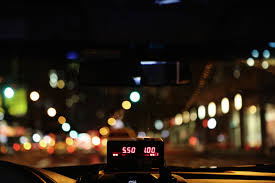 Taxi Driver Safety - causes of danger and potential ways to makedriving safer