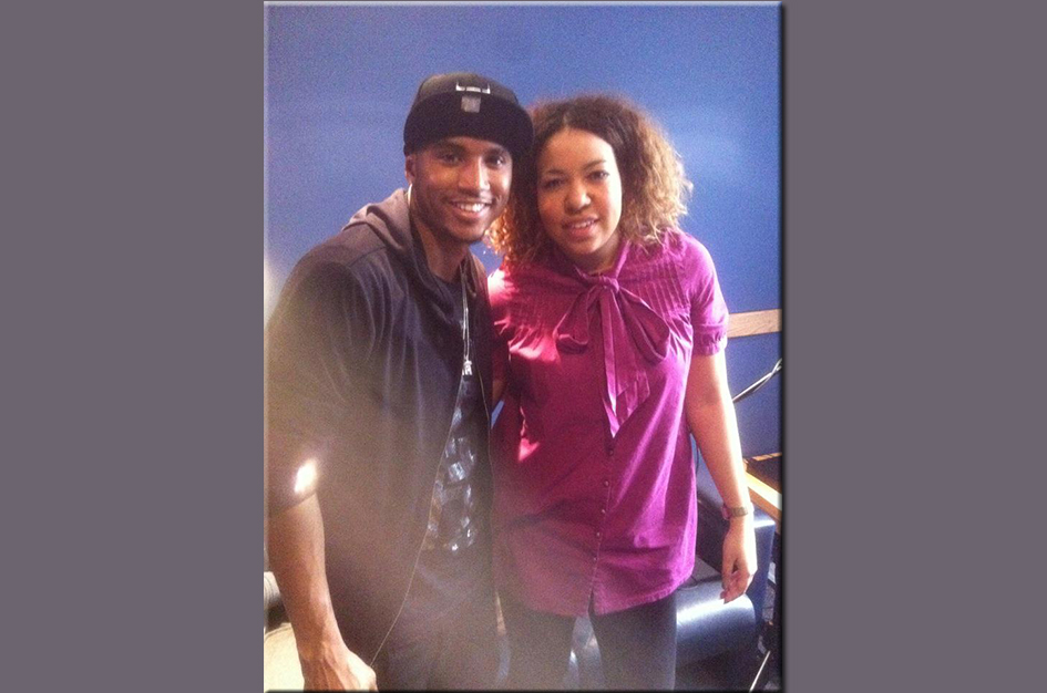 INTERVIEWING TREY SONGZ