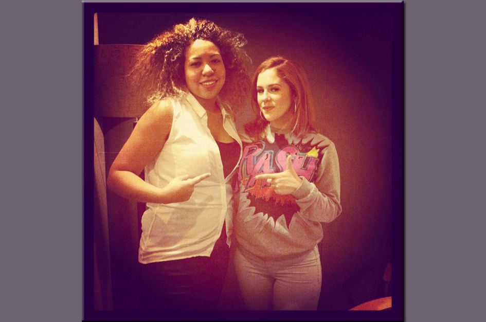 INTERVIEWING KATY B