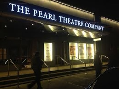 The Pearl Theatre 555 W42nd St. NY, NY