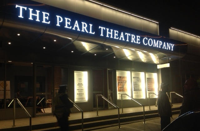 The Pearl Theatre 555 W42nd St. NYC