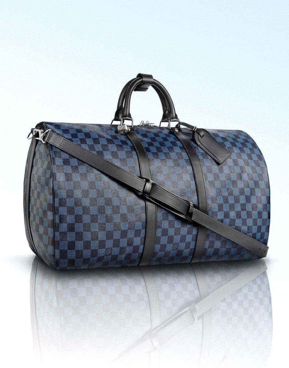 Louis Vuitton Keepball Bag