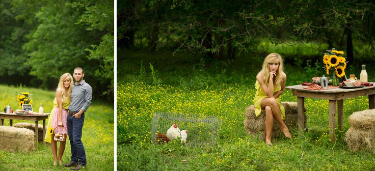 Rustic Farm Styled Shoot Photographed by Melissa McCrotty Photography