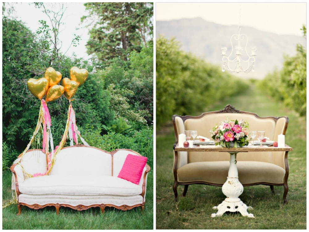 Kara's Party Ideas ;  Wedding Chicks