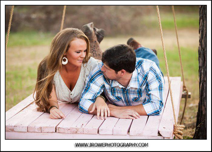 JRowe Photography  . See more from this session (and this couple's wedding)   here  .