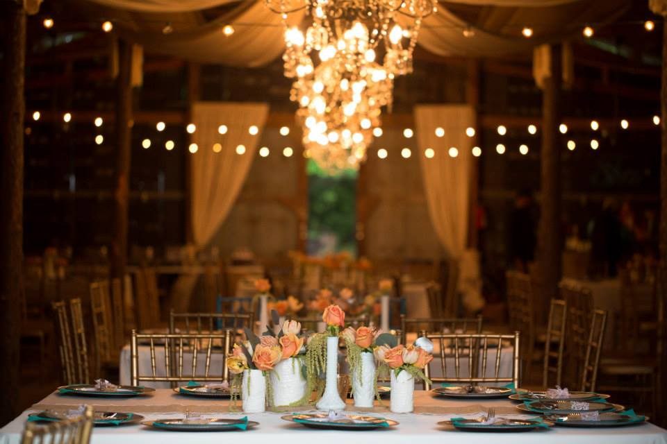 Erika Dotson Photography , from  Anita + Wesley 's elegant turquoise and coral wedding