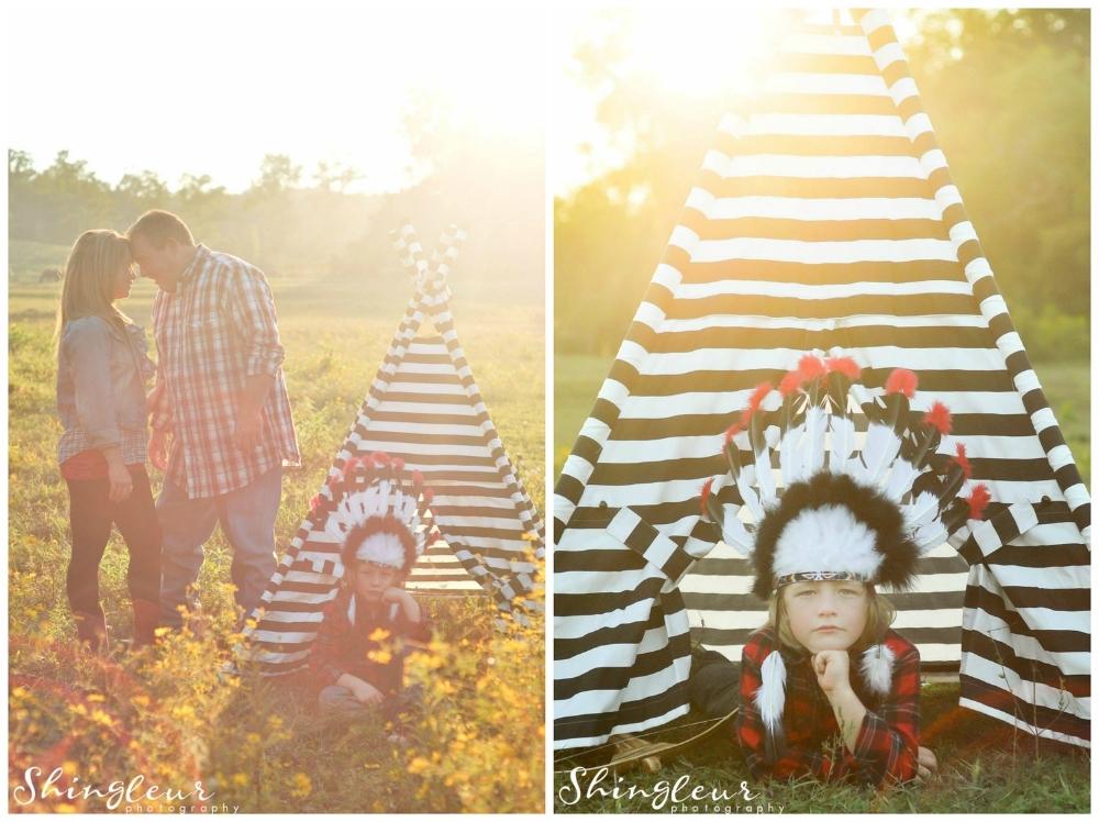 From  Lesleigh and her family 's AMAZING portrait session!