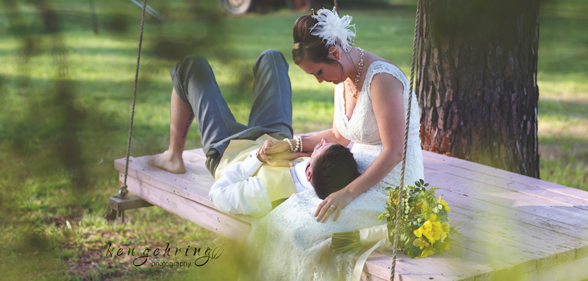 Ken Gehring Photography , from  Lisa + Michael 's wedding at The Barn.