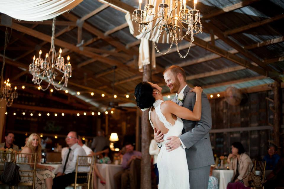 Erika Dotson Photography, from Anita + Wesley's wedding at The Barn