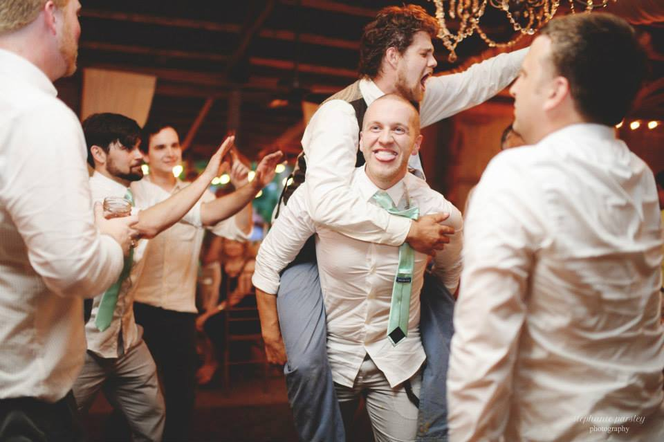 Stephanie Parsley Photography , from  Samantha + Danny 's wedding at The Barn