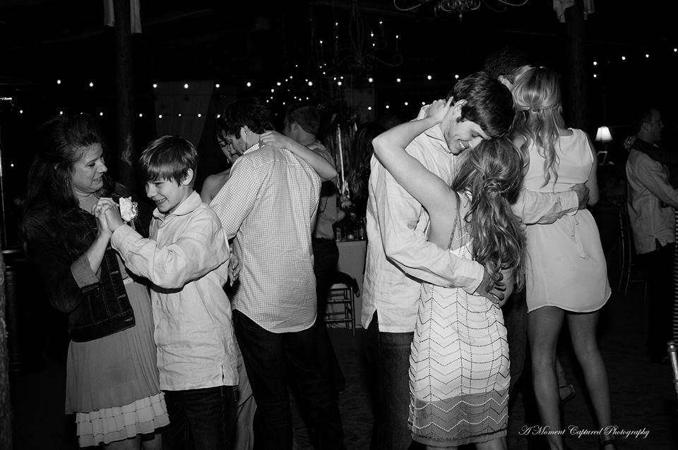 A Moment Captured, from EmeryAnn + Andrew's wedding at The Barn