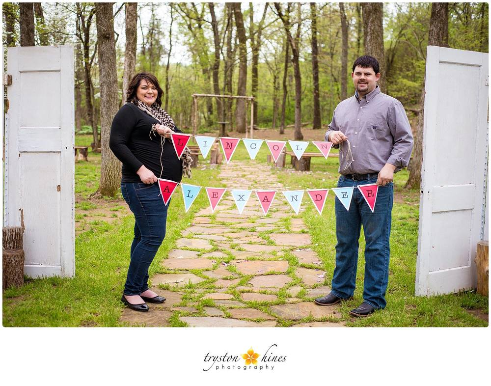 Tryston Hines Photography  , from  Kortney + Dakota 's maternity session
