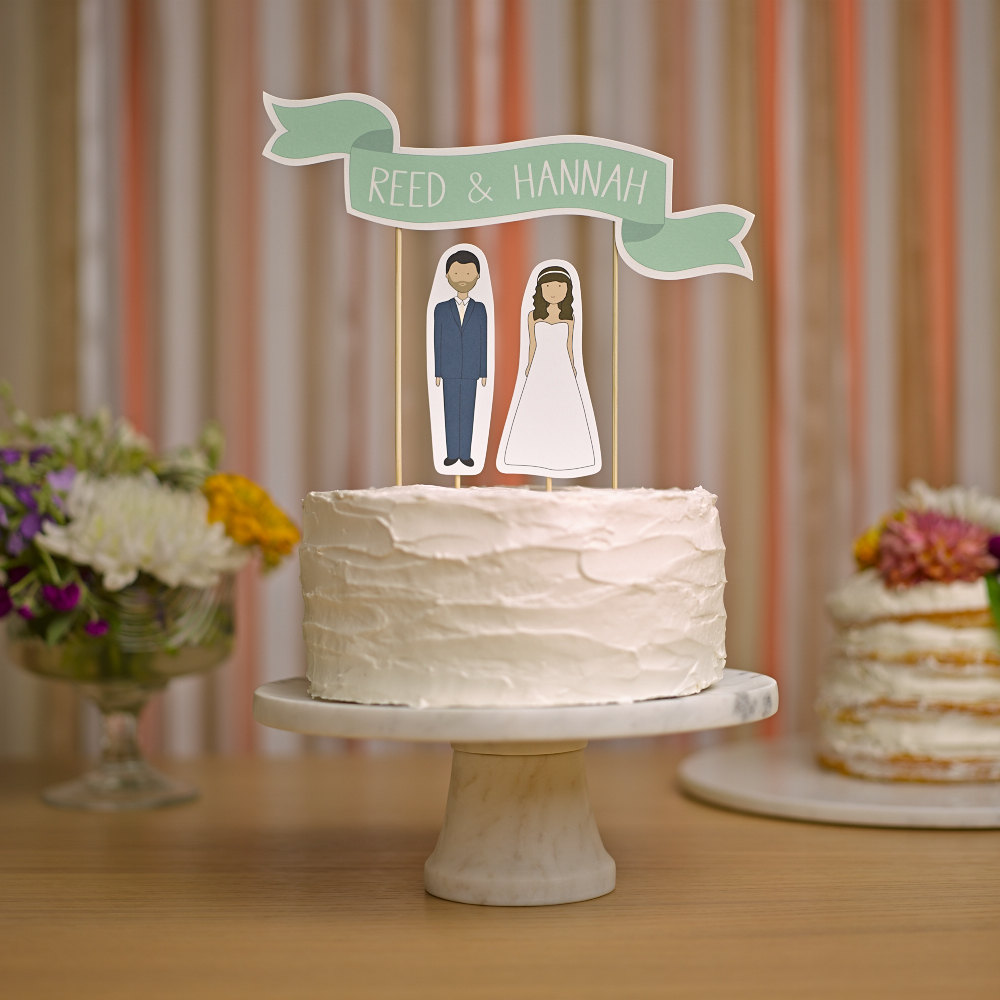 cute wedding cake topper ideas wedding inspiration the cutest cake toppers the barn at 13281