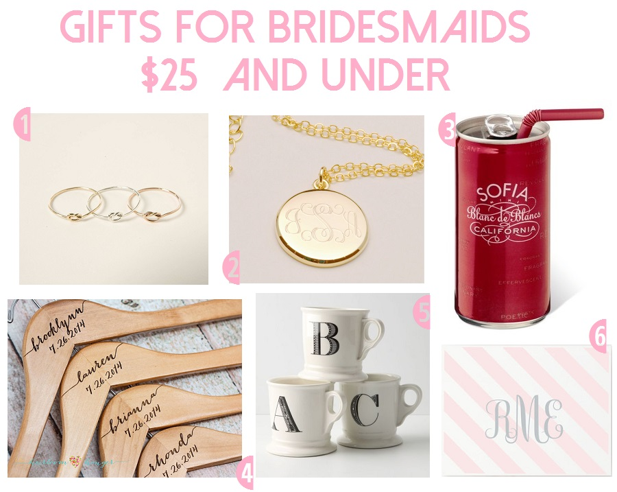Bridesmaid Gifts In Every Price Range The Barn At Twin Oaks Ranch