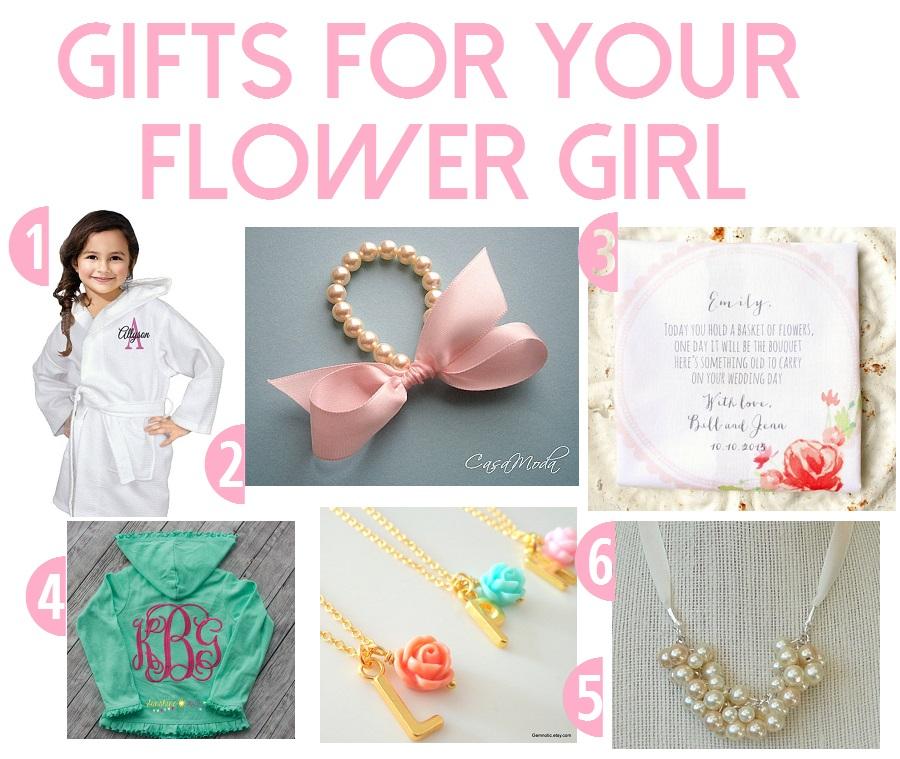 Best Wedding Gift For Girl: Flower Girl & Ring Bearer Gift Ideas