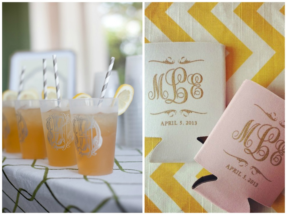 Southern Weddings; Etsy