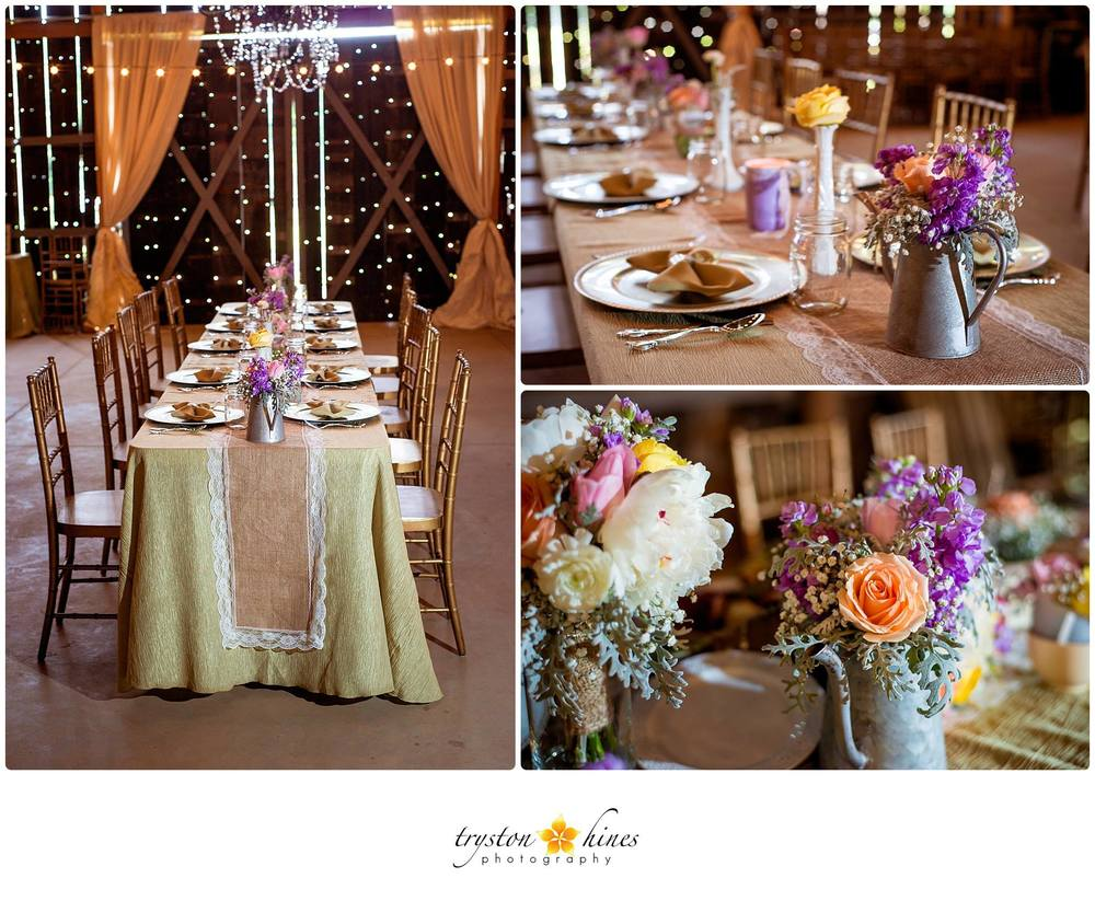 Tryston Hines Photography, from Kelby + John Max's wedding at The Barn