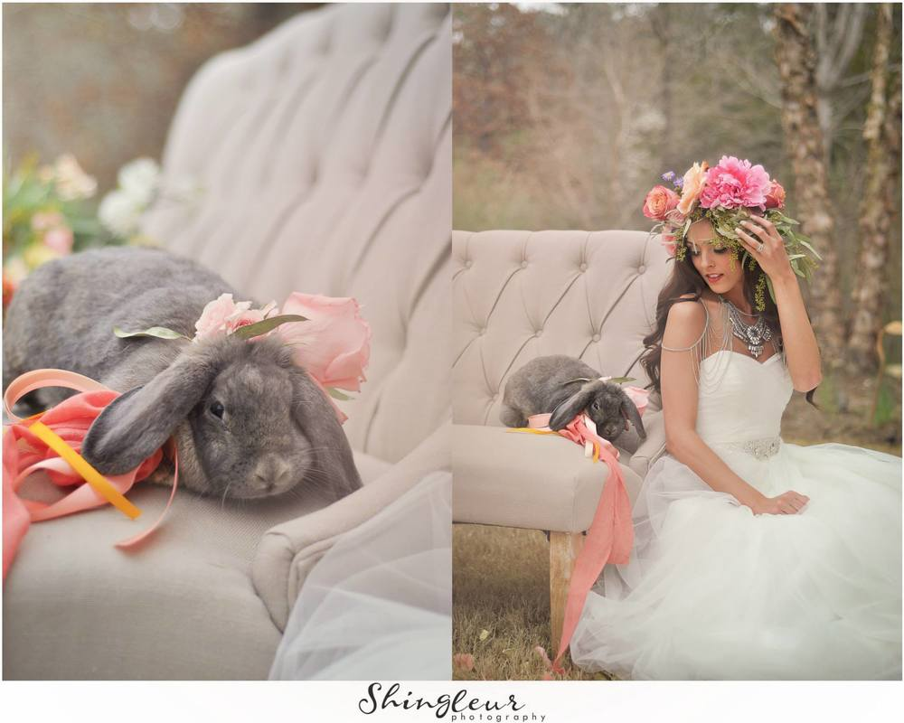 Shingleur Photography . If y'all haven't seen their  Cusp of Spring  styled shoot, what are you waiting for?! I am crazy for every detail from this shoot.