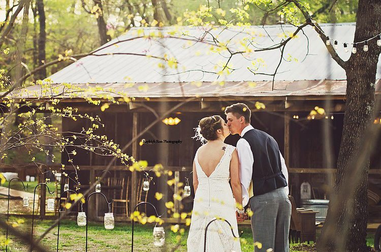 04816c4ed Lisa and Michael were married at The Barn at Twin Oaks Ranch on April 13