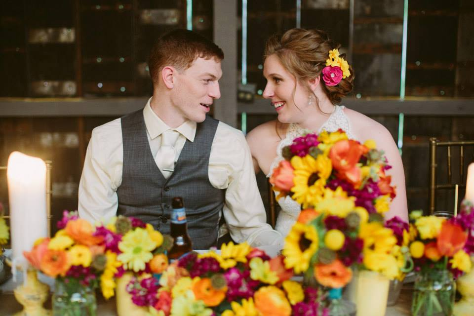 Cedrah Lees Colorful Spring Wedding The Barn At Twin Oaks Ranch