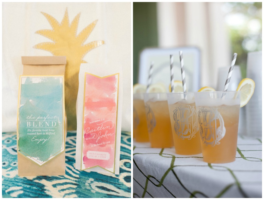 Style Me Pretty  (coffee favors! omg!);  Southern Weddings