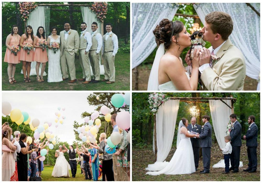 Andrew Arceri; Tryston Hines Photography; Tryston Hines Photography; Danielle Davis Art/Photography