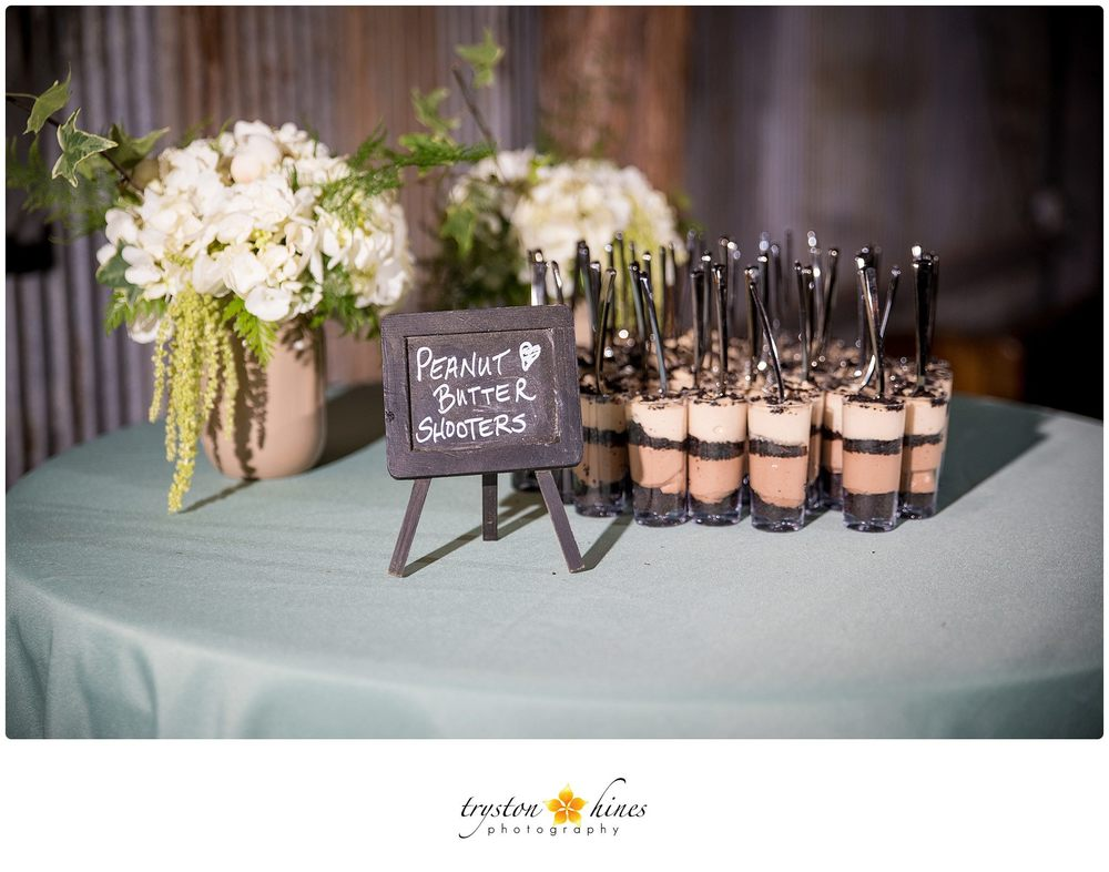 Tryston Hines Photography , from  Kierstan + Bradley 's wedding at  The Barn