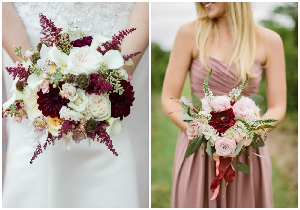 Wedding Colors; Southern Weddings