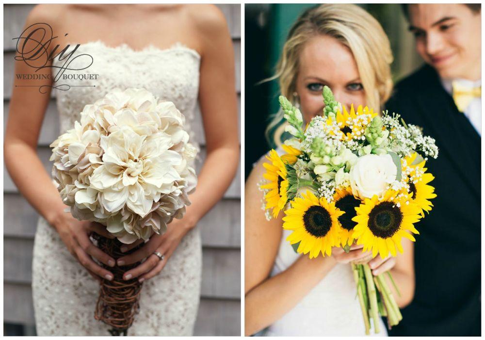 Wedding Chicks ;  Deer Pearl Flowers