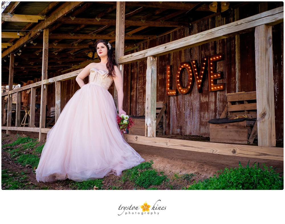 Tryston Hines Photography , from  Katie 's bridals.