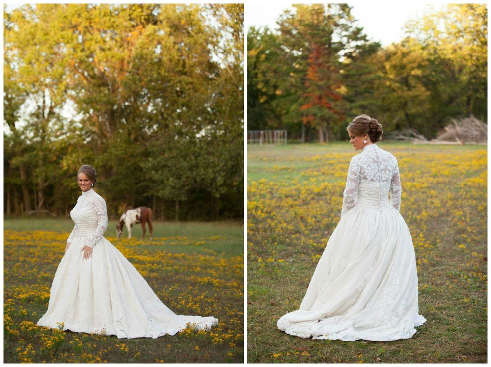 JRowe Photography, from Jana's bridal session at The Barn. We are never going to stop obsessing over this dress!