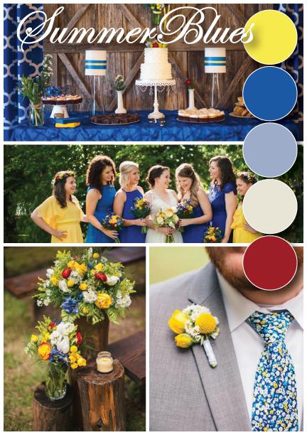 Alyssa + Matt\'s Bright, Bold Wedding — The Barn at Twin Oaks Ranch