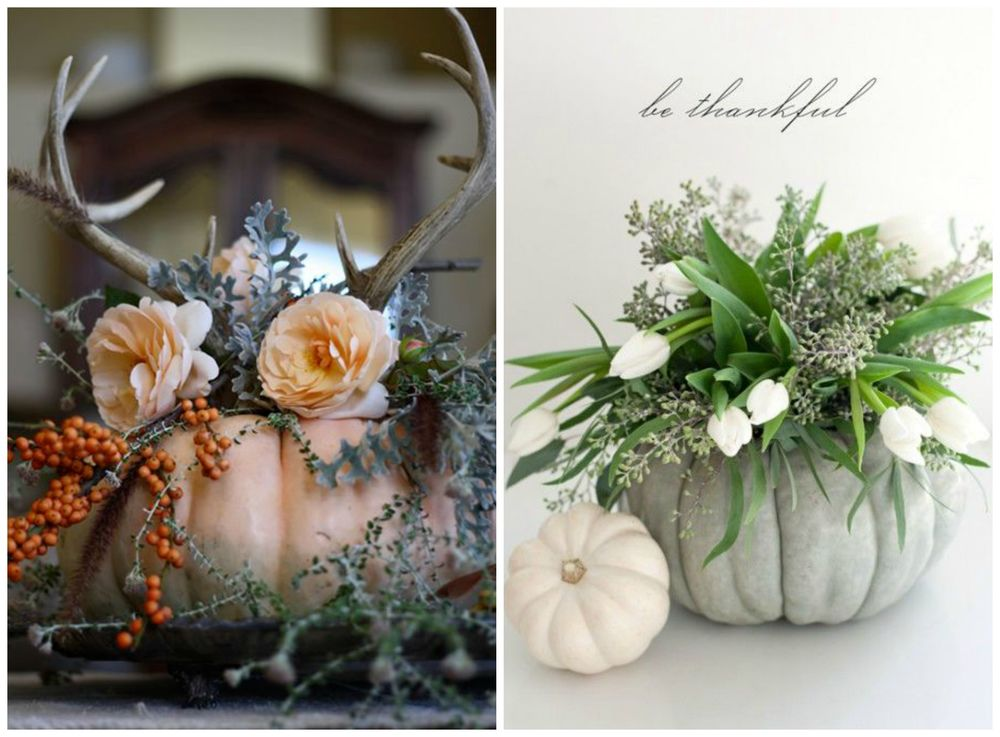 Wedding inspiration pumpkin spice weddings the barn at Flower painted pumpkins