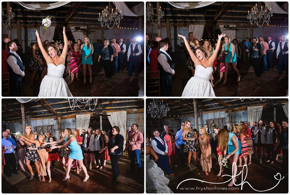 Tryston Hines Photography, from Monica + Ryan's wedding at The Barn