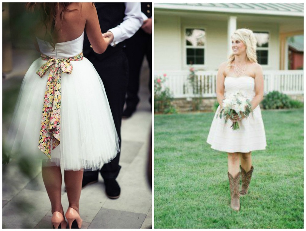 Tulle & Chantilly ;  Rustic Wedding Chic